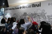 Hàng trăm bạn trẻ tham dự chương trình quảng bá du lịch Seoul