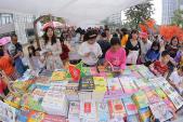 Sáng tạo không giới hạn cùng Vinschool Book Fair 2017