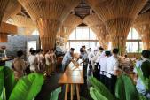 Tinh hoa văn hóa Việt trong tiệc thiết đãi Đệ nhất Phu nhân APEC.