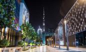 Vừa sải bước trên sàn diễn, Phạm Hương đã khiến Dubai Fashion Week