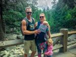 Người mẹ đưa con trai 5 tháng tuổi đi du lịch khi nghỉ thai sản