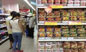 Việt Nam tiêu thụ mì gói nhiều thứ 4 thế giới