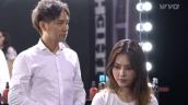 Dung Doll khóc lóc từ chối tham gia thử thách The Look, tạo drama giống Mai Ngô?