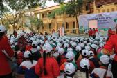 Học sinh Bắc Ninh bảo vệ môi trường thông qua hành động theo 3R