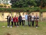 Nhóm bạn trẻ và giấc mơ 'thanh lọc' bầu không khí ô nhiễm tại Hà Nội