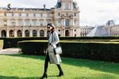 Mặc áo khoác dạ 'chất' như Tổng giám đốc thương hiệu thời trang cao cấp Sohee
