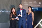 Naman Retreat nhận 2 giải thưởng quốc tế về tiện ích nghỉ dưỡng