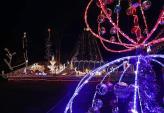 Chi gần 5 tỷ đồng để thắp sáng hơn 530.000 đèn dịp Giáng sinh
