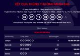 Kết quả xổ số Vietlott ngày 13/12: Jackpot 52 tỷ đã tìm được chủ nhân?