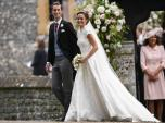 Những chiếc váy cưới lộng lẫy nhất năm 2017