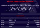 Kết quả xổ số Vietlott ngày 17/12: Jackpot 66 tỷ đồng vô duyên