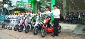 Đề xuất thí điểm sử dụng xe máy điện công cộng tại trung tâm TP.HCM