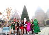 Check-in điểm đến Giáng sinh đẹp nhất ba miền