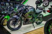 Khám phá Kawasaki Z300 2018 tại Việt Nam