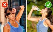 9 lỗi thường gặp khi tập khiến giảm cân không có kết quả
