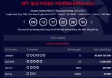 Kết quả xổ số Vietlott Mega 6/45 ngày 22/12: 80 tỷ đồng chờ chủ nhân