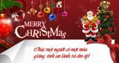 Những lời chúc Giáng sinh ngọt ngào nhất dành tặng người yêu