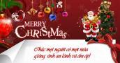 Tin nhắn chúc Giáng sinh