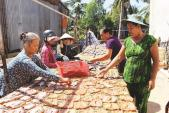 Về Cà Mau xem nghề khô cá truyền thống