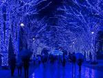 """Chiêm ngưỡng những """"dạ tiệc ánh sáng"""" rực rỡ đêm Giáng sinh"""