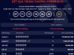 Kết quả xổ số Vietlott Power 6/55 ngày 26/12: Jackpot khủng sắp chạm mốc 180 tỷ