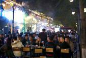 Ảnh: Người dân và du khách hân hoan đón năm mới 2018 tại Việt Nam
