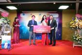 Á hậu 1 Hoàng Thùy tiếp tục 'ẵm' giải thưởng lớn sau chung kết HHHV Việt Nam 2017