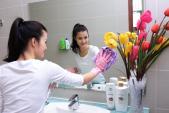 Các cách bảo vệ làn da khi lau dọn nhà cửa chuẩn bị đón Tết