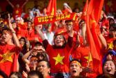 """""""Cháy"""" tour đến Trung Quốc cổ vũ U23 Việt Nam"""