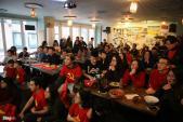 Người Việt tại Hamburg rủ nhau xem U23 Việt Nam thi đấu