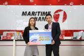Mở thẻ Maritime Bank Visa, cô nàng 8X bất ngờ nhận chuyến du lịch Mỹ 'cực chất'