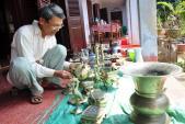 Tết ông Táo: Cách lau dọn bàn thờ để không bị 'tán lộc, động tài'