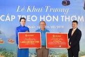 U23 Việt Nam và VFF đón nhận quà tặng 1,5 tỷ đồng cùng voucher nghỉ dưỡng đẳng cấp