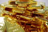 Giá vàng ngày 6/2: Chứng khoán lao dốc khiến giá vàng bật tăng