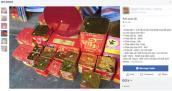 Sát Tết, pháo nổ được rao bán như rau trên mạng