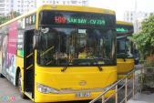 Miễn phí vé xe buýt vào sân bay Tân Sơn Nhất dịp Tết Mậu Tuất