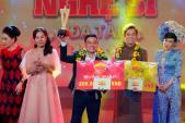 Diễn viên hài Hữu Tín trở thành quán quân Người nghệ sĩ đa tài