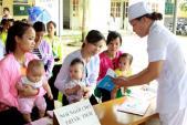 Những điều cần nhớ về tiêm chủng vắc xin cho trẻ dịp đầu xuân