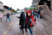 MC Nguyên Khang bị mắc kẹt giữa bão lớn ở New Zealand