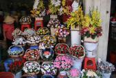 Thị trường hoa dịp lễ 8/3: Cửa hàng hoa online