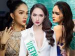 Cách trang điểm giúp Hương Giang Idol gây ấn tượng tại cuộc thi HH Chuyển giới 2018