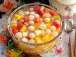 Nếu thích ăn vặt, nhất định không thể bỏ qua món chè hoa quả siêu ngon này
