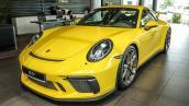 Cận cảnh Porsche 911 GT3 2018 có giá bán hơn 11 tỷ vừa về Việt Nam