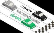 Bộ Giao thông sẽ siết chặt lái xe Uber, Grab