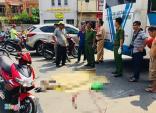 Va chạm với xe buýt ở Sài Gòn, một người thiệt mạng