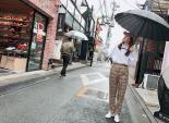Song Hye Kyo lên đồ ngọt ngào - Krystal sang chảnh nổi bật nhất thời trang sao Hàn tuần qua