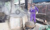 Làng nghề làm hến Tân Phú 200 năm tuổi vào mùa đi cào