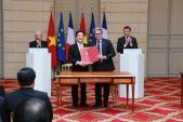 T&T Group bắt tay DN Pháp xây dựng tuyến đường sắt 1,4 tỷ euro