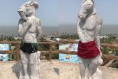 Thông tin mới nhất về vườn tượng 12 con giáp