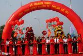Đà Nẵng khánh thành tuyến đường 153 tỷ, dài 3,2 km